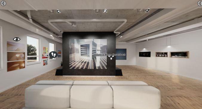 Galerie Virtuelle - SAP